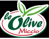 Miccio / Olive da tavola italiane di alta qualità
